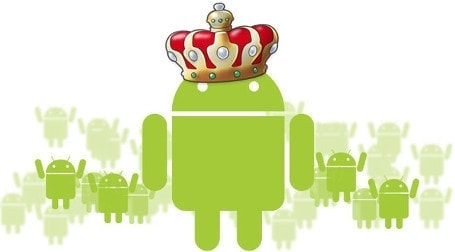 Android is King