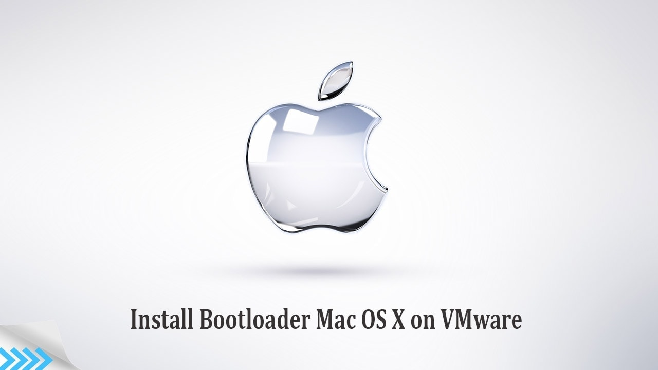 how to install os on vmware machine