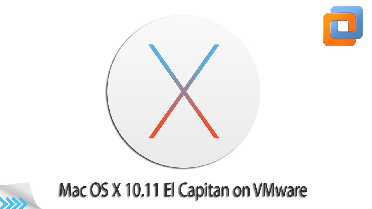 How to install mac os x el capitan on vmware on pc for Raumgestaltung mac os x