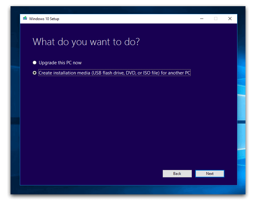 how to make usb windows installer 10