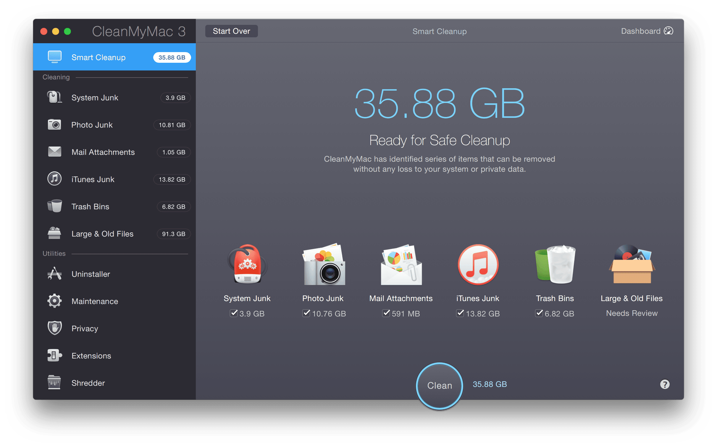 cleanmymac 3 free licence