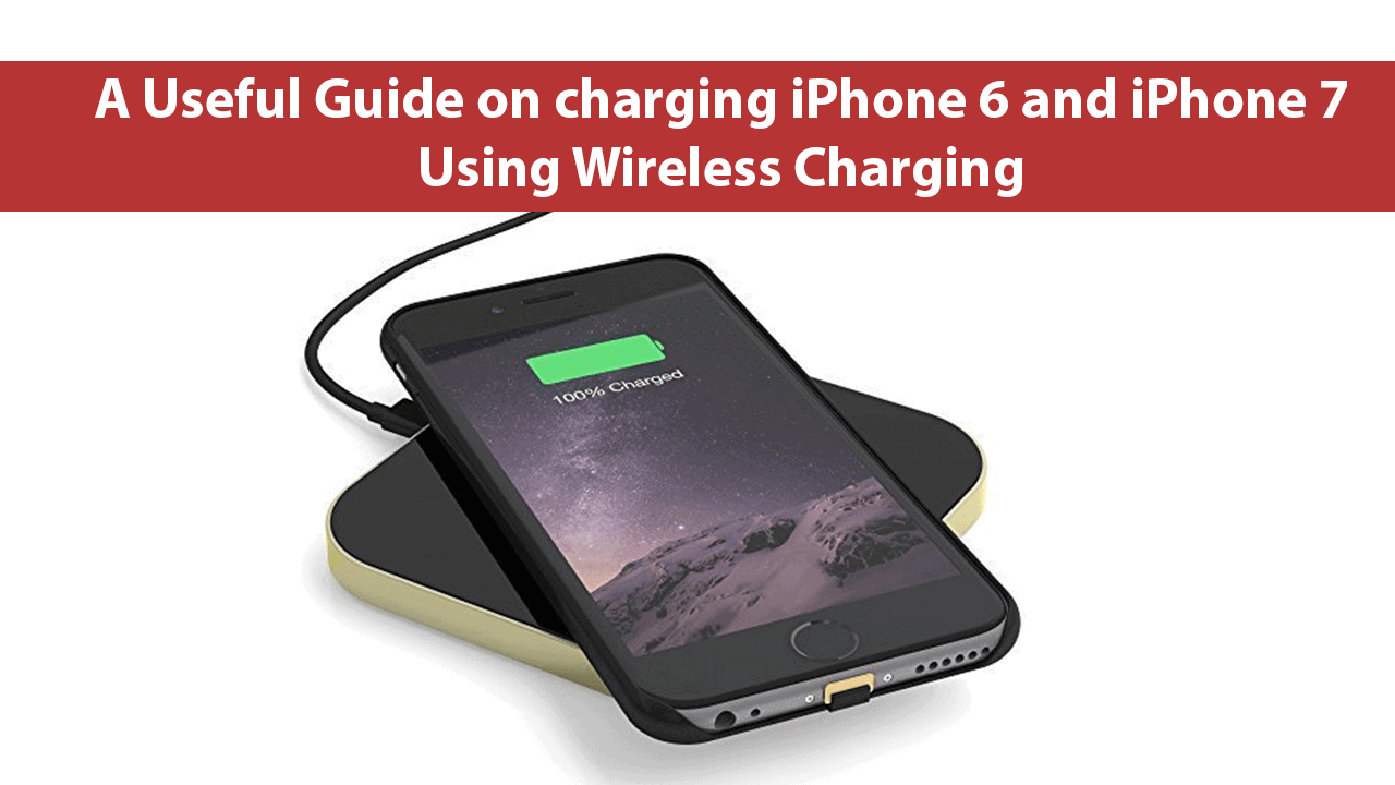 a useful guide on charging iphone 6 7 using wireless charging. Black Bedroom Furniture Sets. Home Design Ideas