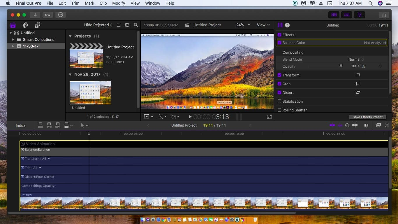 The best photo editing software for apple