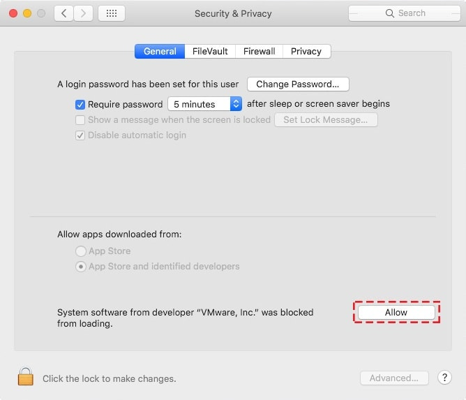 How to Enter Full Screen Mode on New macOS on VMware