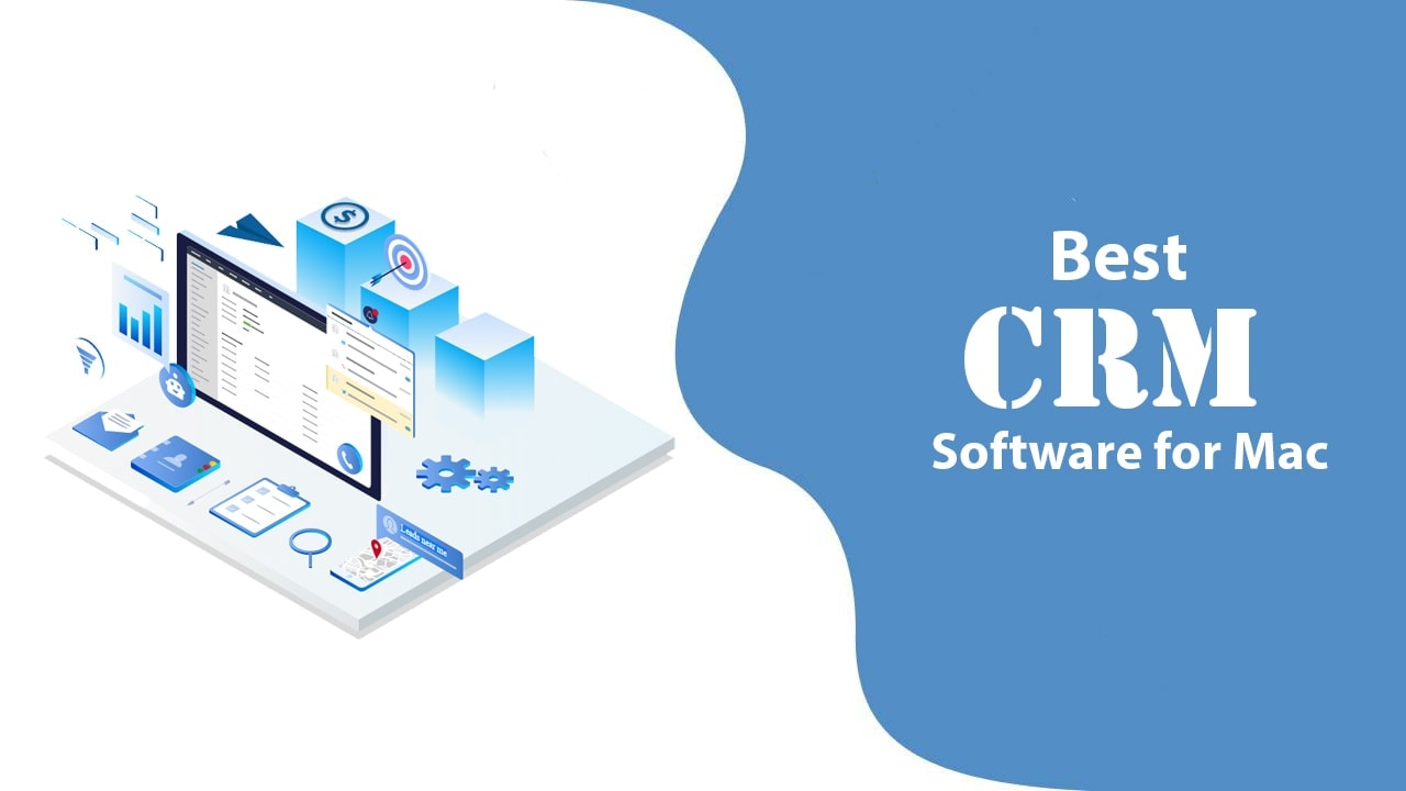 Best CRM Software for Mac in 2020