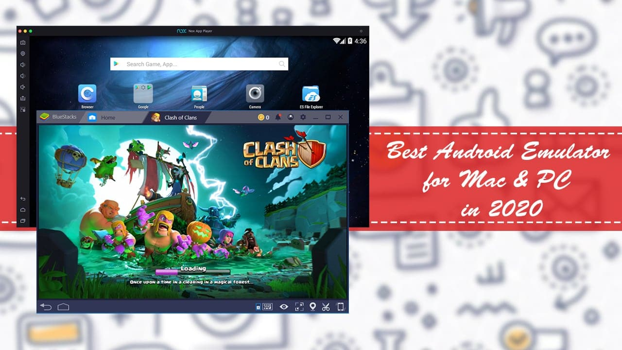 Best Android Emulator for Mac and PC in 2021