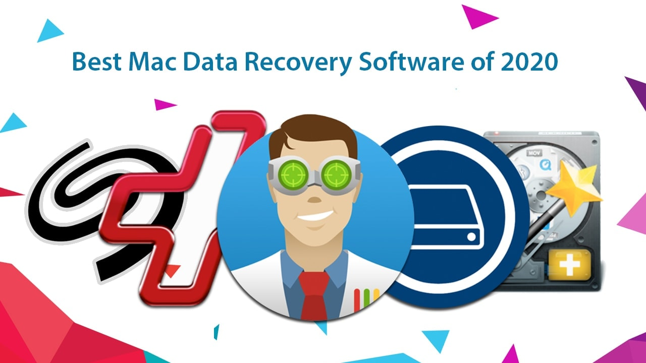 Top 5 Data Recovery Software for Mac in 2020