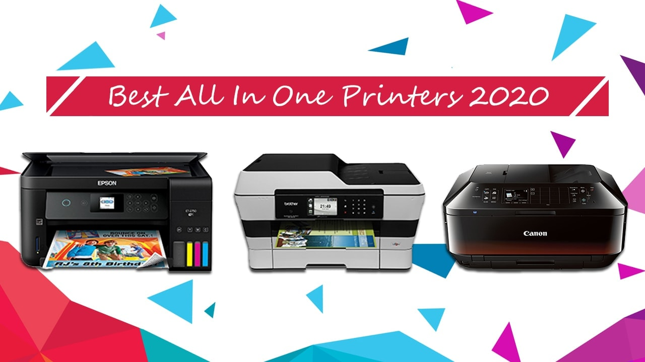 Best All In One Printers 2020