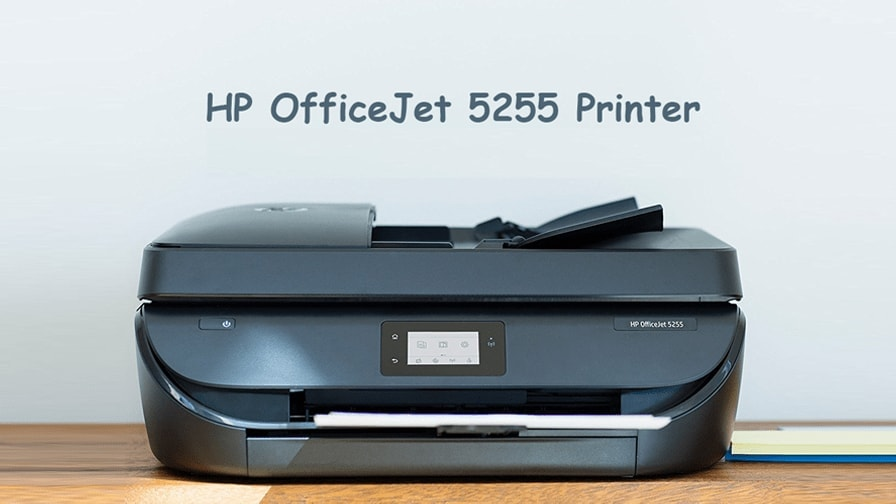 HP OfficeJet 5255 Printer Review