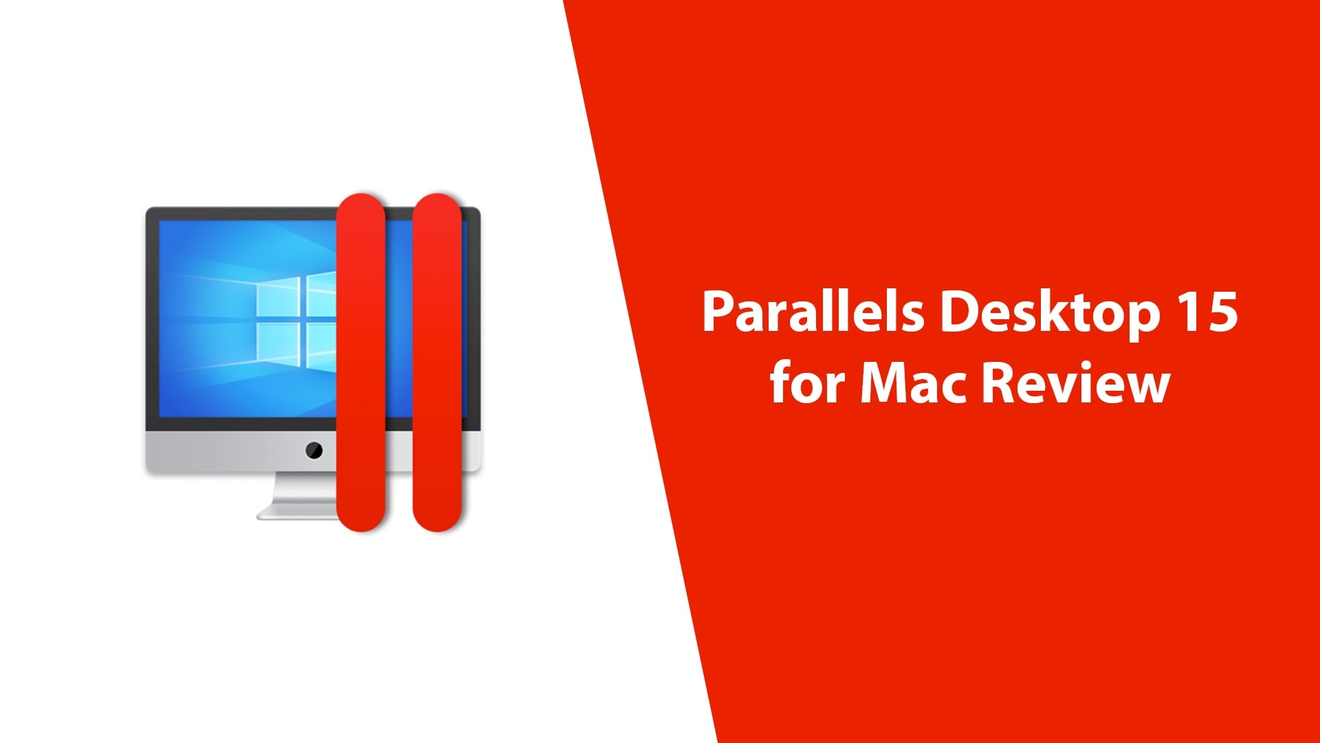 Parallels Desktop 15 for Mac Review in 2020